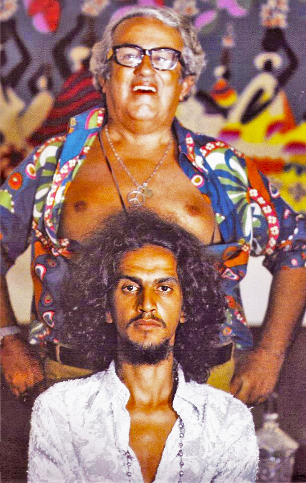 Chacrinha & Caetano Veloso, 1971