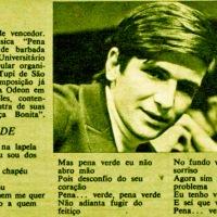 Abílio Manoel - Compacto Duplo (1974)
