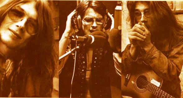 Mikael Ramels Musikband – Rycker Dej I Svansen(1979)