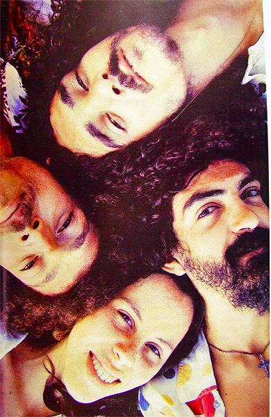 Novos Bahianos + Baby Consuelo – No Final do Juízo(1971)
