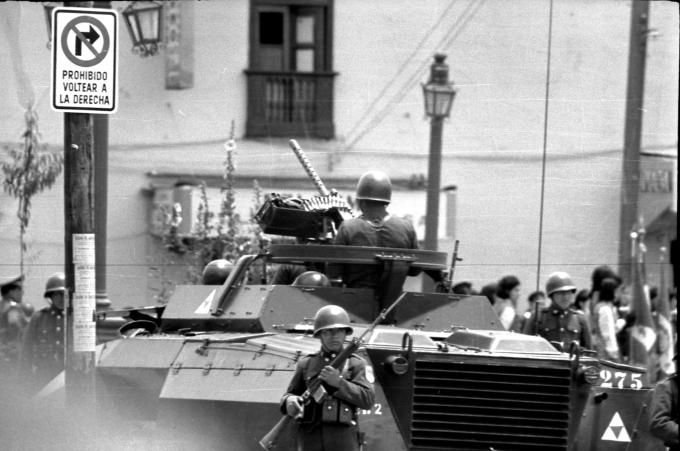 1968 Coup d'État