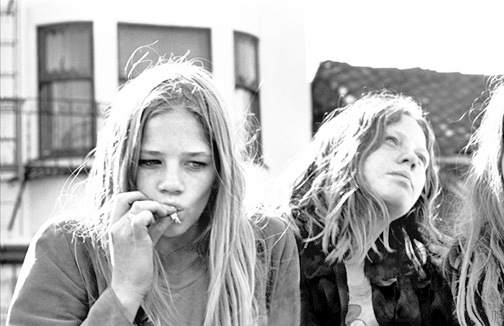 Telegraph Dreamers, 1972