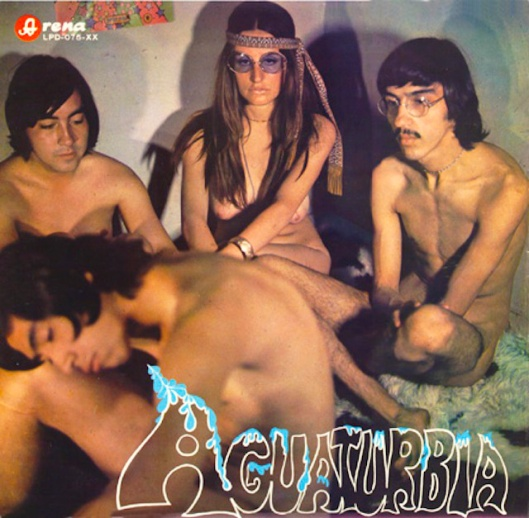 Aguaturbia - Psychedelic Drugstore (1970)