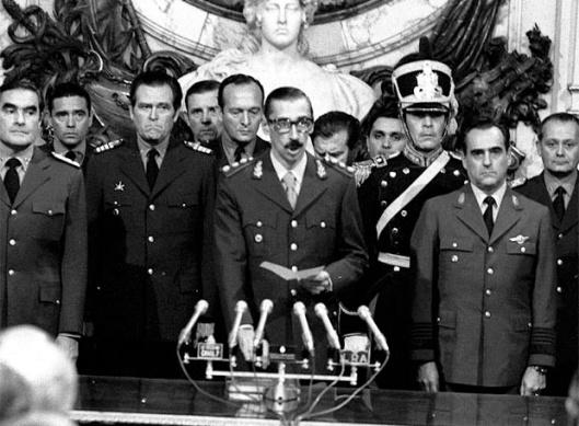 Videla & The Junta