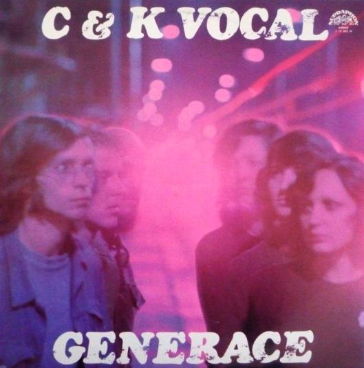 C & K Vocal - Generace (1977)