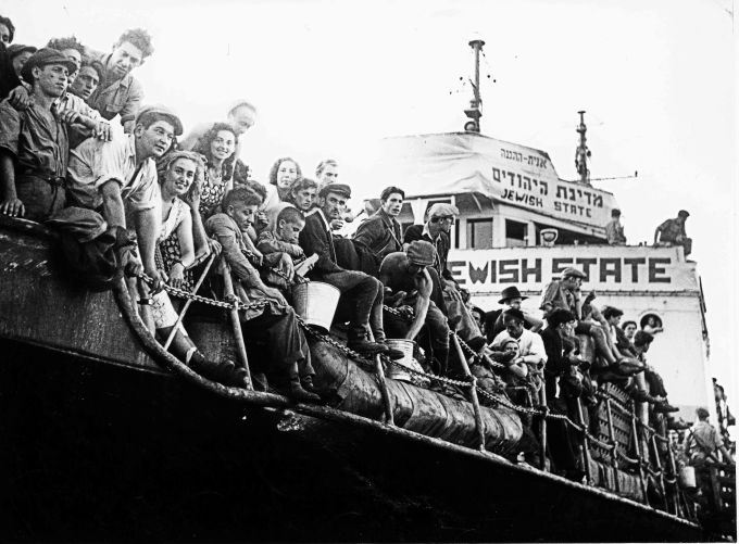 50's Immigration