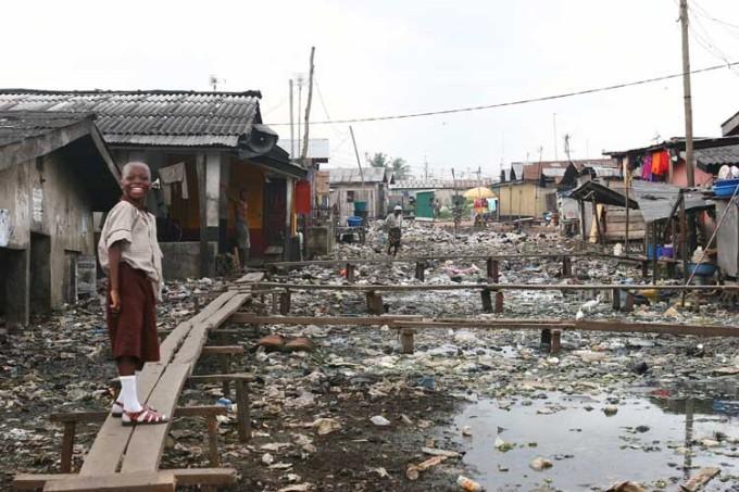Lagos Slums