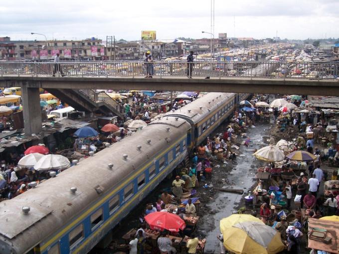Lagos Market