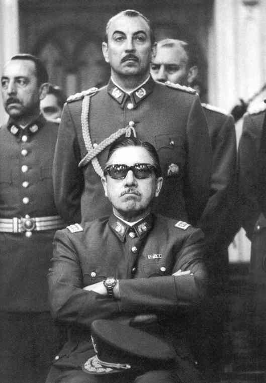 Pinochet + The Junta