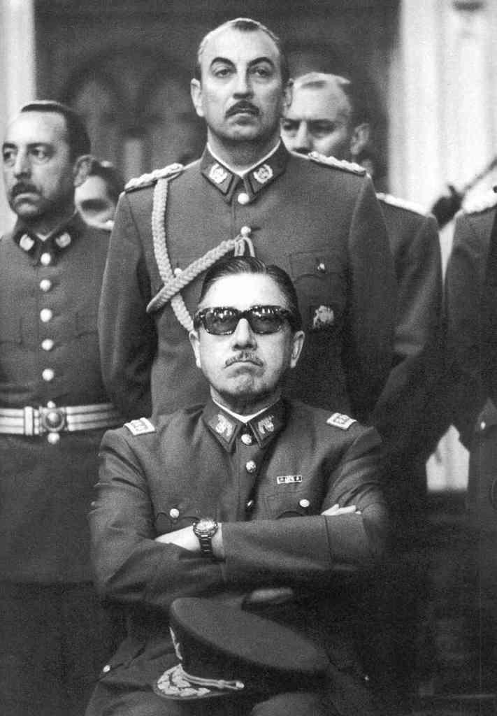 Pinochet + The Junta