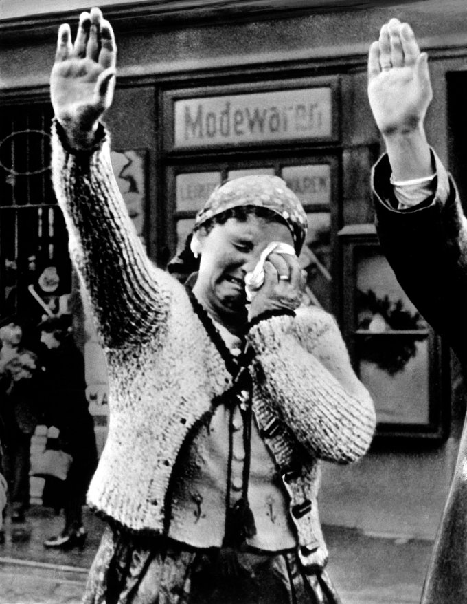 Prague Nazi Occupation