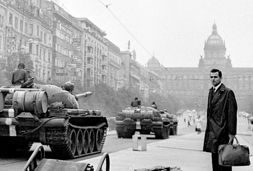 21 Srpen 1968, Praha