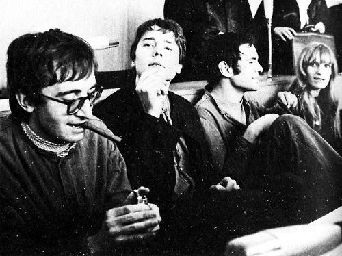 RAF members in Trial