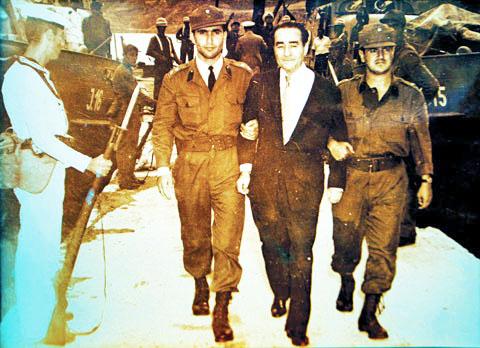 Adnan Menderes, 1960 Coup