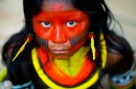 Kayapó Tribe