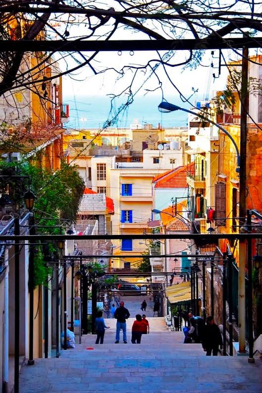Beirut's District