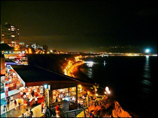 Lima's Shore