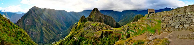 Machu Pichu Overview