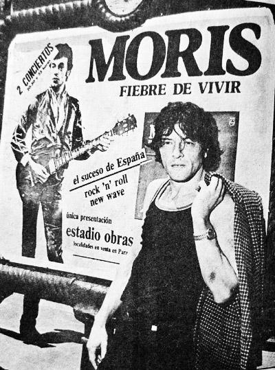 Moris, 80s