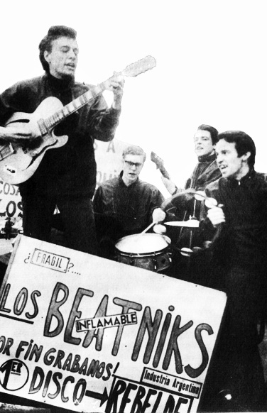 Los Beatniks (Inflamable!)
