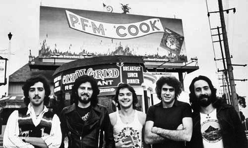 PFM, U.S. Tour