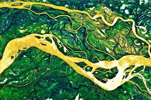 Rio Paraná, Extension