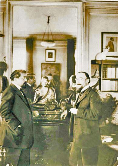 Debussy & Satie
