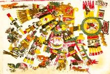 Mayan Fresco