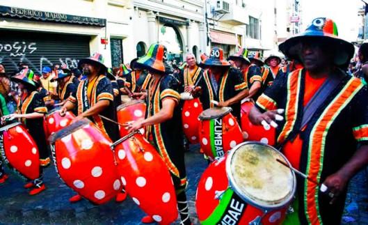 Candombe Festivity