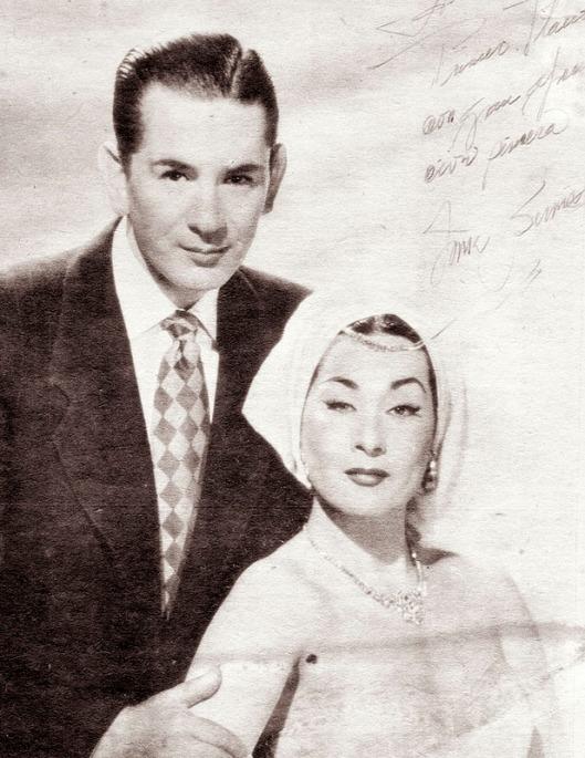Moises Vivanco & Yma Sumac