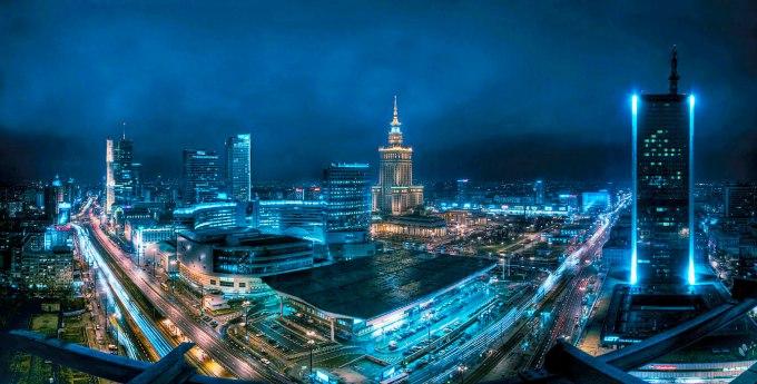 Nowoczesny, Warsaw