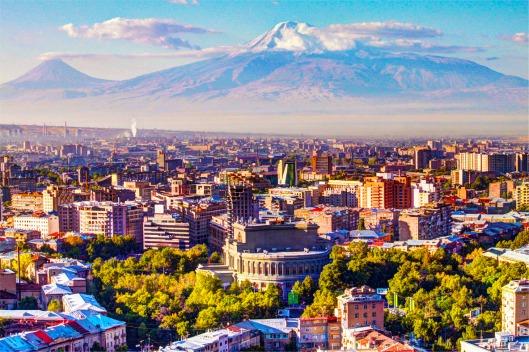 Sunny Yerevan
