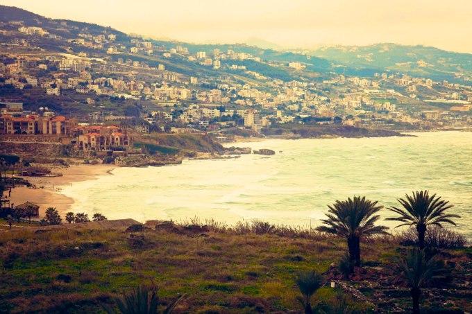 Byblos Shore