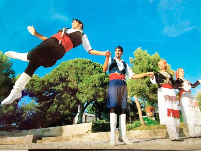 Cretan Traditional Dance