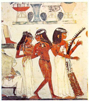 Ancient Musicians