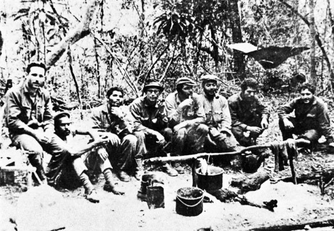 Guerilla Camp