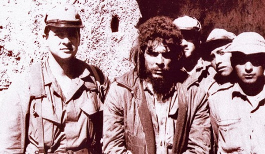 Felix & Che , 30 Minutes before its Execution