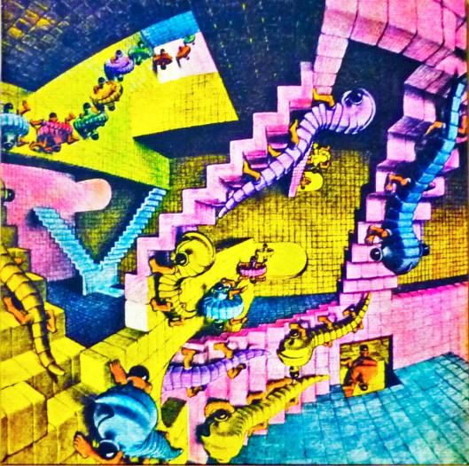 Climax - Gusano Mecánico (1974)