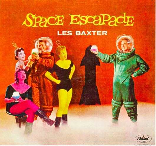 Space Escapade, 1958