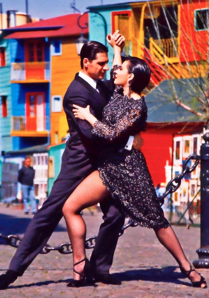 Tango, La Boca