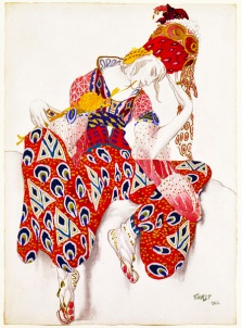 Léon Bakst for Nijinsky