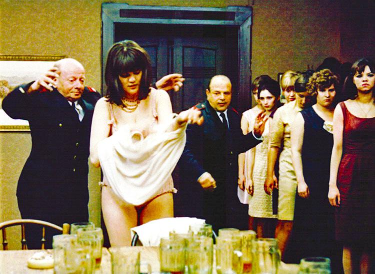 The Fireman's Ball , 1967