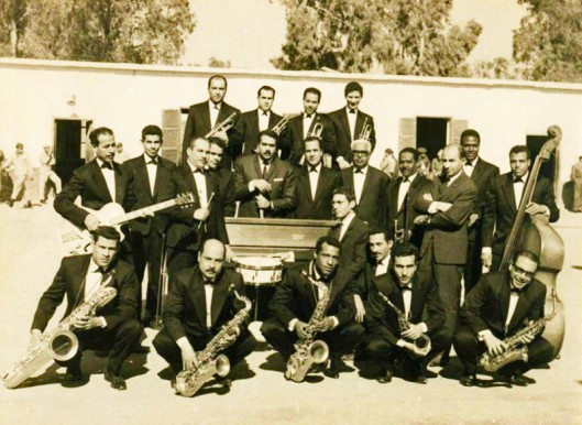 The Cairo Jazz Band