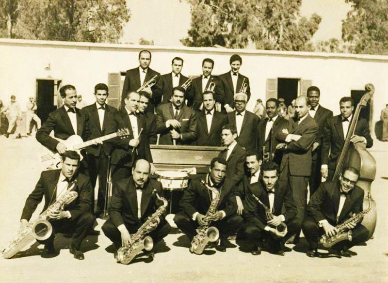 Salah Ragab (صلاح رجب) & The Cairo Jazz Band – Egyptian Jazz(1968-73)