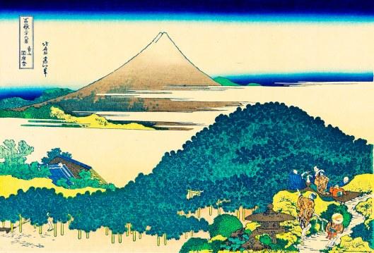 Hokusai, 1830-32