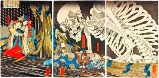 Utagawa Kuniyoshi, 1844