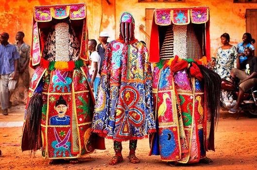 Vodou in Benin