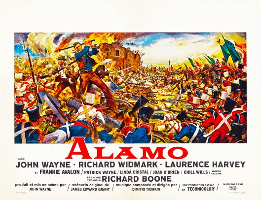 Alamo, 1960 Film