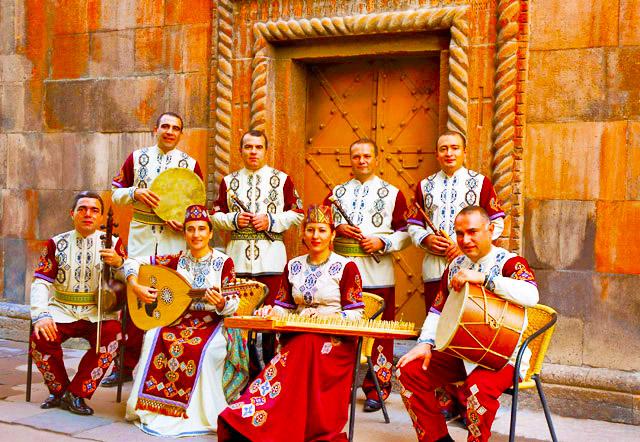Traditional Ensemble