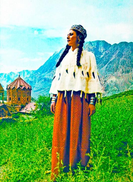 Armenian (Bagratid Dynasty) Costume